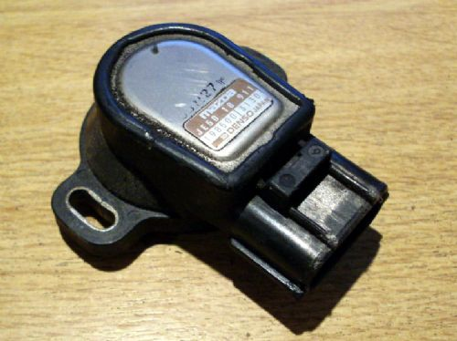 Throttle sensor, Mazda MX-5 mk1 1.8, 1993-98, TPS, JE5018911, USED